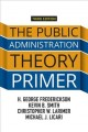 Public value and public administration. [electronic resource]