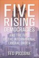 Illiberal practices. [electronic resource] : territorial variance within large federal democracies.