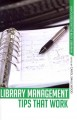 Fundamentals of Managing Reference Collections.