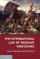 Migrant smuggling by sea. [electronic resource] : combating a current threat to maritime security through the creation of a cooperative framework.