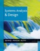 Systems analysis and design.