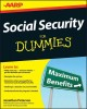 SOCIAL SECURITY AND FINANCIAL SECURITY AT OLDER AGES.