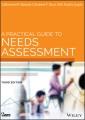 Needs Assessment : An Overview (Book 1)