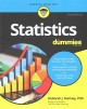 Statistics 101 : from data analysis and predictive modeling to measuring distribution and determining probability, your essential guide to statistics.