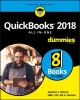 Quickbooks 2019 all-in-one for dummies.