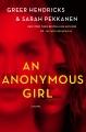 Una chica anónima : una novela.