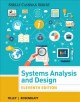 Systems analysis : definition, process, and design.