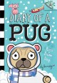 Pug's snow day.