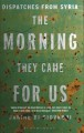 di Giovanni, Janine: THE MORNING THEY CAME FOR US