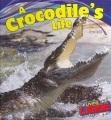 Hunting with crocodiles.