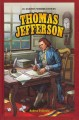 Thomas Jefferson builds a library.