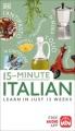 Italian at a glance : phrase book, dictionary, traveler's aid.