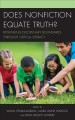 Exploring nonfiction literacies. innovative practices in classrooms.