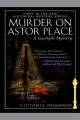 Murder on Amsterdam Avenue : a gaslight mystery.