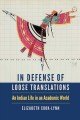Ethics and Aesthetics of Translations. [electronic resource]: Exploring the Works of Atxaga, Kundera and Semprún.