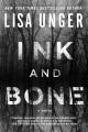 Ink and bone.