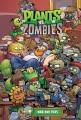 Plants vs. zombies.