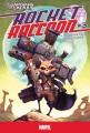 Rocket Raccoon.