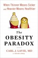 The obesity code : unlocking the secrets of weight loss.