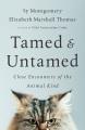 How to be a good creature : a memoir in thirteen animals.