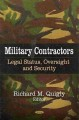 Contractors and war. [electronic resource] : the transformation of US expeditionary operations.
