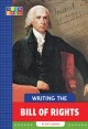 Writing the U.S. Constitution.