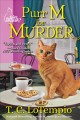 Death by a whisker : a cat rescue mystery.