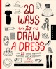 20 ways to draw a cat and 23 other awesome animals.
