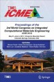 Proceedings of the 2nd World Congress on Integrated Computational Materials Engineering (ICME) [electronic resource]