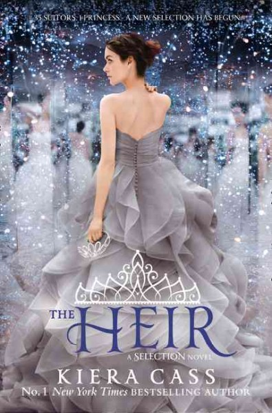 The Selection 4:The Heir 決戰王妃4:繼承者