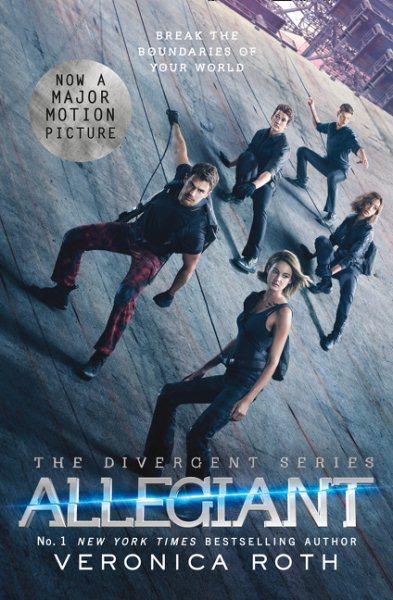 Divergent 3:Allegiant(MTI) 分岐者3:赤誠者(電影書封)