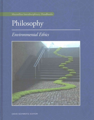 Philosophy : environmental ethics