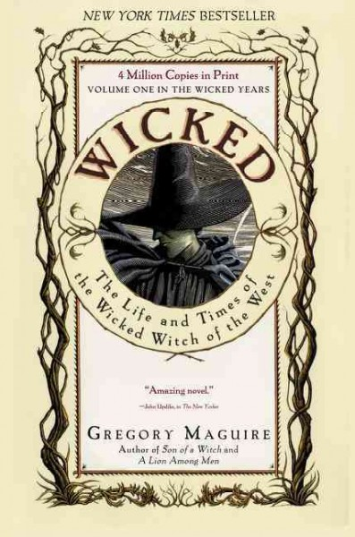 Wicked: The Life and Times of the Wicked Witch of the West 女巫前傳
