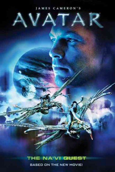 James Cameron`s Avatar: The Na`vi Quest阿凡達電影小說