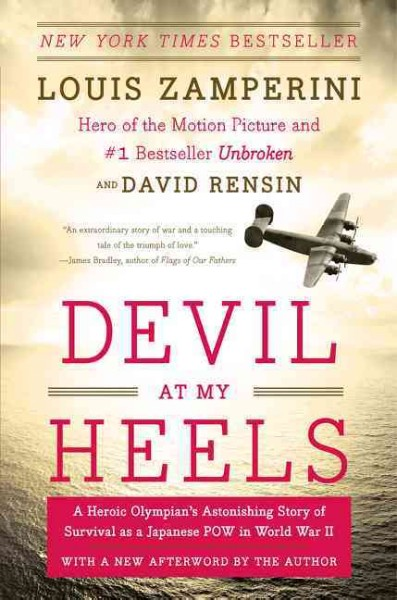 Devil at my heels : a heroic Olympian
