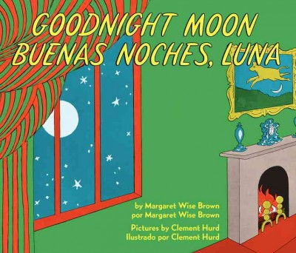 Goodnight moon =  Buenas noches, luna /