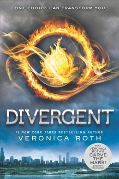 Divergent 1:Divergent 分歧者1 : 分歧者
