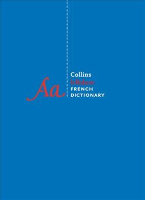 Collins Robert French Unabridged Dictionary
