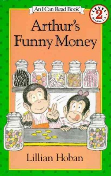 Arthur's Funny Money: (I Can Read Book Series: Level 2)