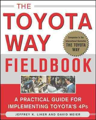 TheToyota Way Fieldbook