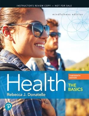 Health + Masteringhealth With Pearson Etext Access Card