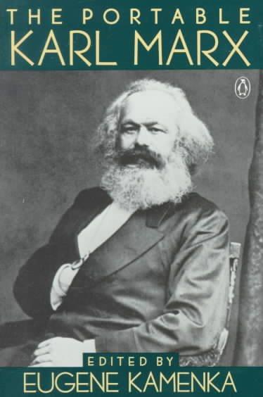 Portable Karl Marx