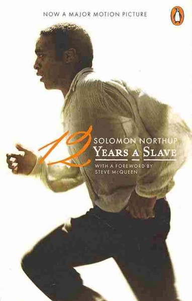 Twelve Years a Slave Film Tie 自由之心(UK)