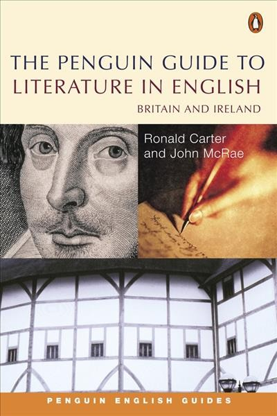 The Penguin guide to literature in English : : Britain and Ireland