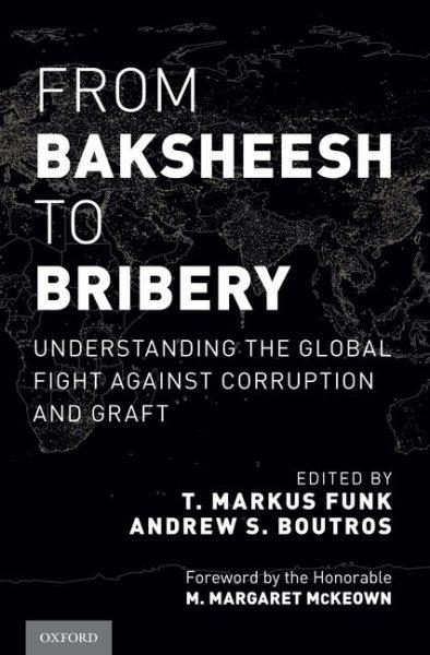 From Baksheesh to Bribery