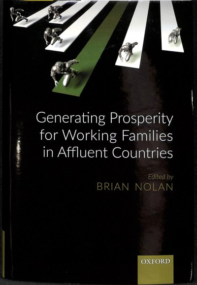 Generating Prosperity for Working Families in Rich Countries