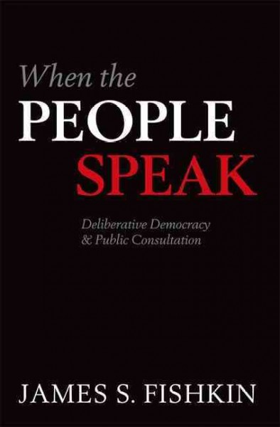 When the People Speak