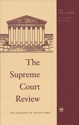 Supreme Court Review 2016
