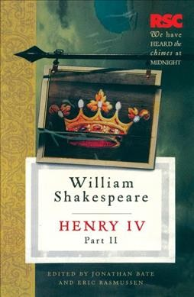 Henry IV- Part 2 亨利四世‧下