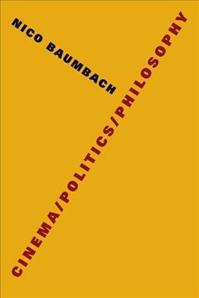 Cinema/Politics/philosophy